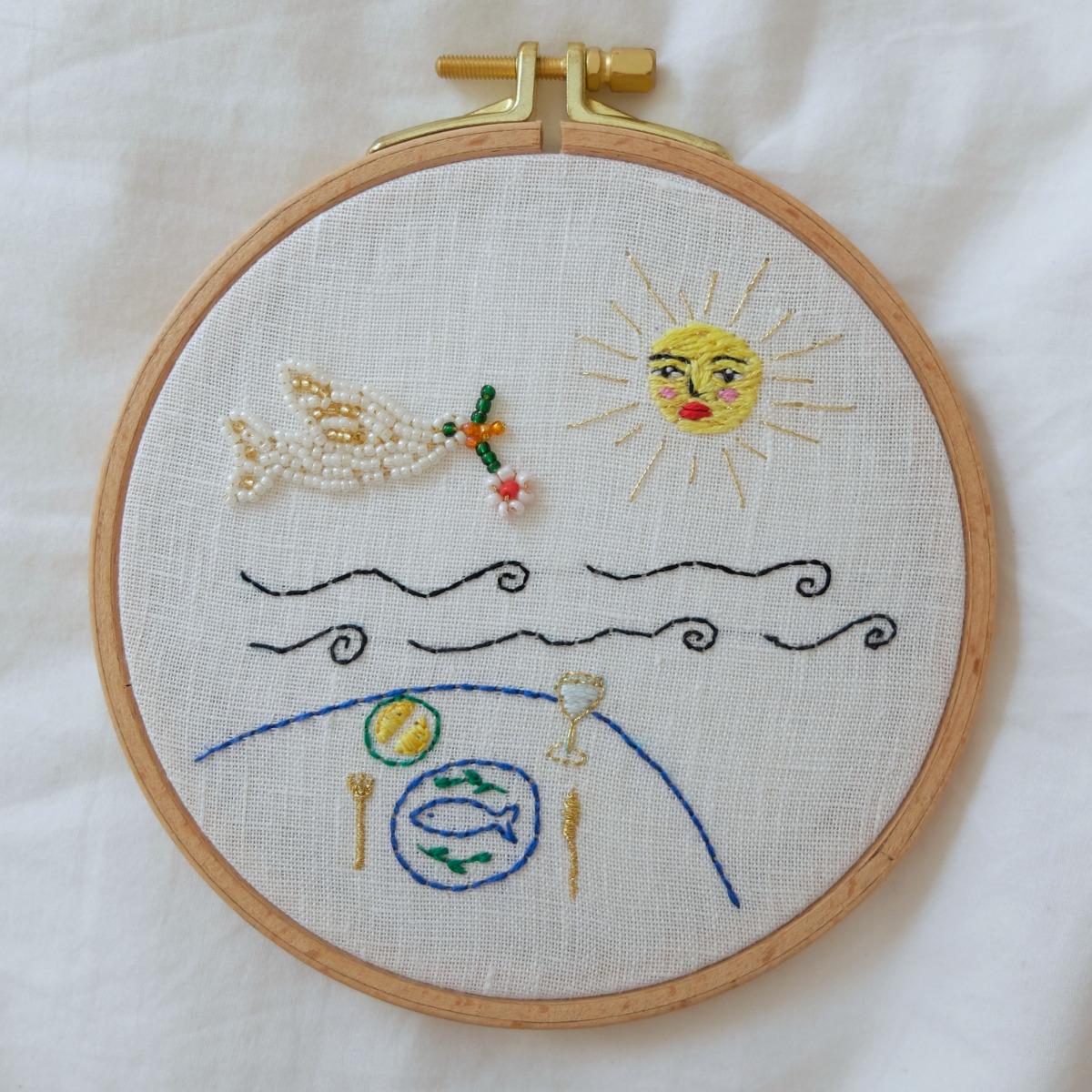 Life in the atlantique hoop 1